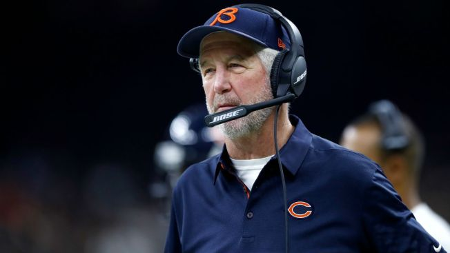 John Fox Sets New Record in Bears' Loss