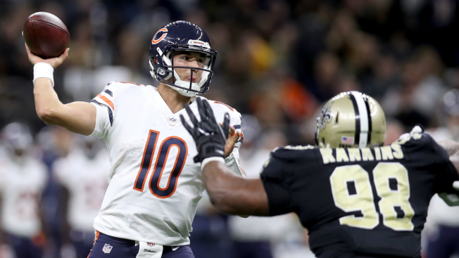 Bears Fall to Saints, 20-12