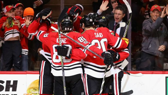 Blackhawks Looking to Win Second in a Row vs. Devils