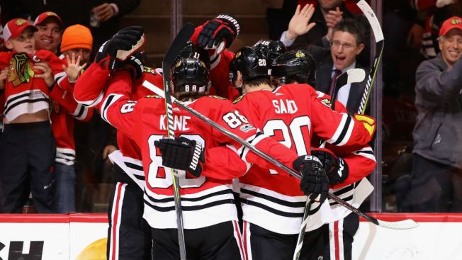 Blackhawks Hit New Milestone in Latest Franchise Valuation