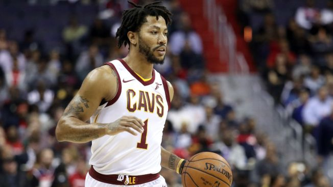 Derrick Rose away from Cavs to consider future in National Basketball Association, reports say