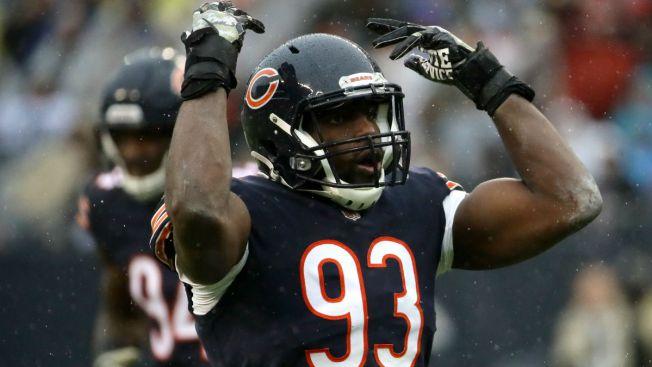 Bears Release Veteran Linebacker Sam Acho