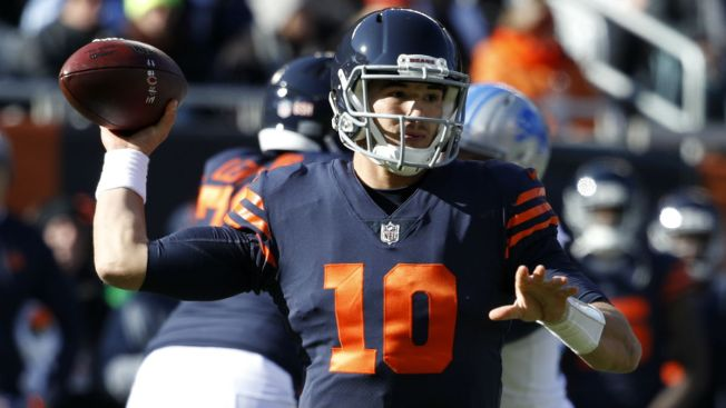 Bears Fall to Lions in Close Game at Soldier Field