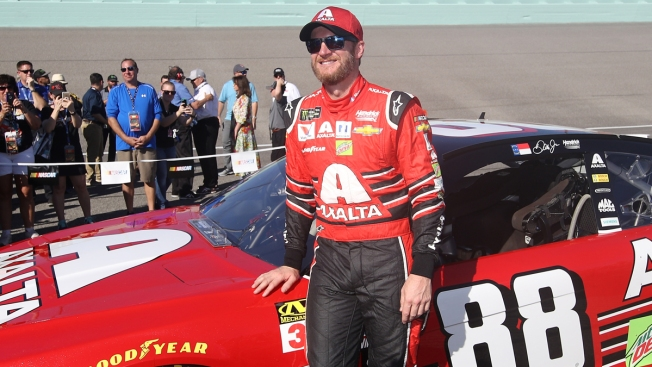 Party Time! Earnhardt Jr. Throws Epic Retirement Party After Finale
