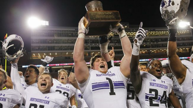 Northwestern to Battle Kentucky in Music City Bowl