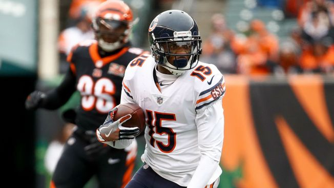 Joshua Bellamy Among Chicago Bears Out for Game vs. Bengals