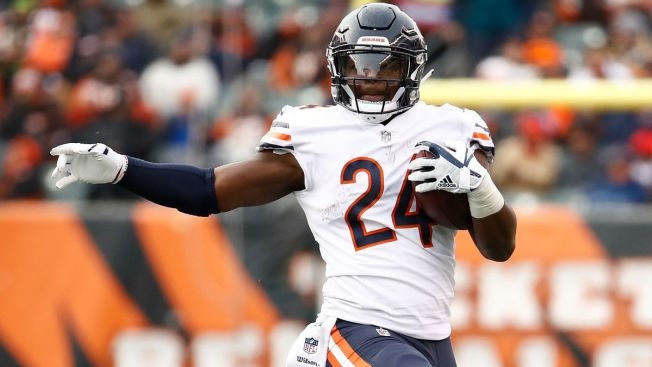 Matt Nagy Dismisses Jordan Howard Trade Rumors