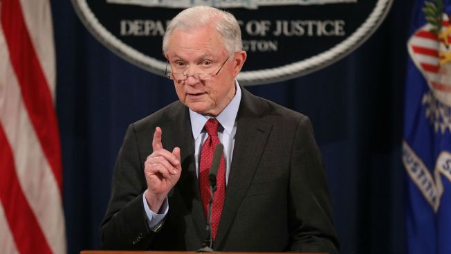 Sessions Sends Illinois More Prosecutors to Focus on Violent Crime