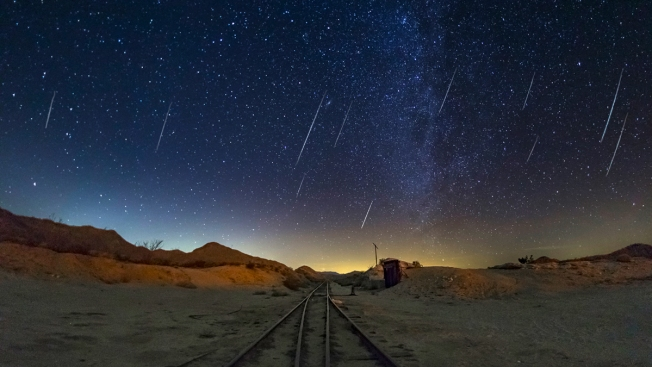 Meteor Showers to Add to Your 2019 Calendar