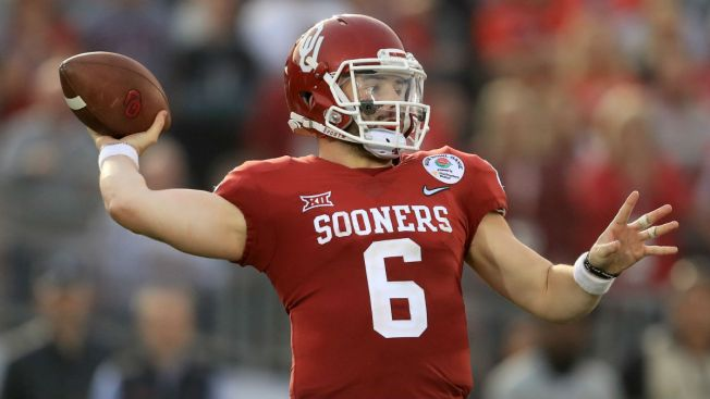 Bears Tried Meeting With Baker Mayfield, Report Says