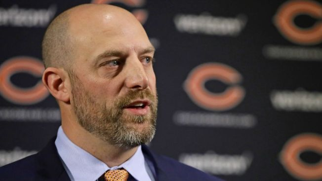 Matt Nagy a solid choice to jump-start Trubisky's development