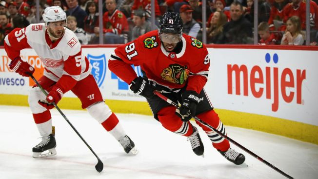 Blackhawks Winger Anthony Duclair Gives Mom Epic Mother's Day Gift