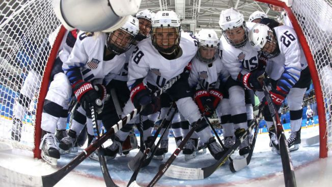 Kendall Coyne Goal Leads US to Win Over Finland