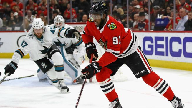 Former Blackhawks Winger Anthony Duclair Finds New Home
