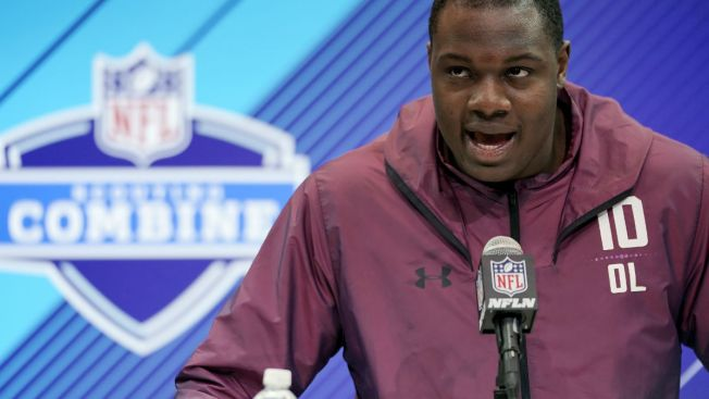 Chicago Bears Select James Daniels in 2nd Round of NFL Draft