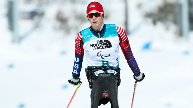 Suburban Paralympics Star on Incredible Run in Pyeongchang