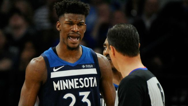 Jimmy Butler Requests Trade From Timberwolves, Reports Say