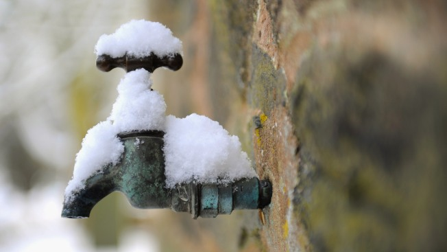 Clear the pipes: Frozen pipes a possibility when temperatures drop