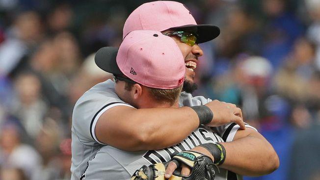 Matt Davidson, White Sox Beat Cubs to Avoid Sweep