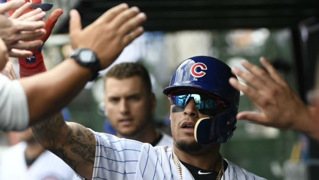 Javier Baez Finishes 2nd in National League MVP Voting