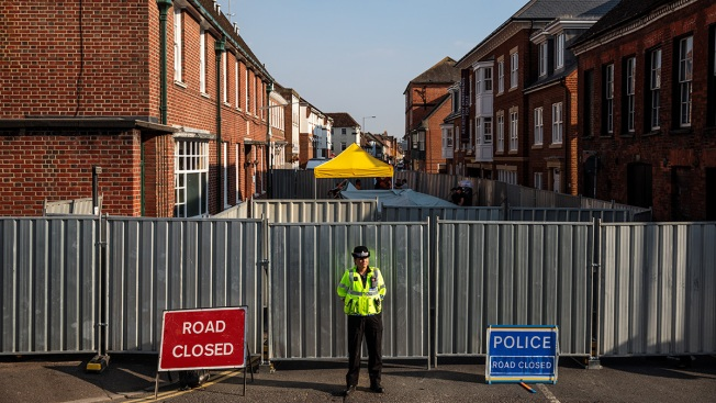 UK Police Confirm Source of Novichok Poisoning