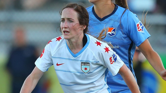 Chicago Red Stars Forward Michele Vasconcelos Out for Season