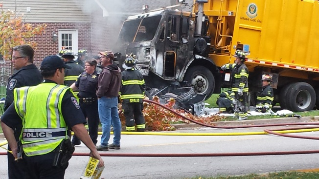 No Charges Filed in Fatal Garbage Truck Crash