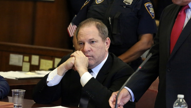 Weinstein Seeks Dismissal of New York Rape Indictment, Citing New Email Evidence