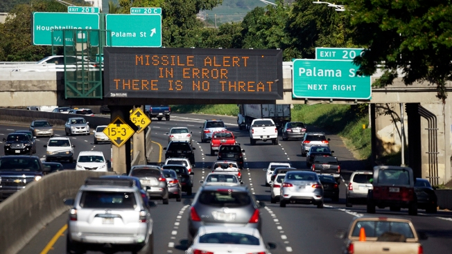 Hawaii Man Who Sent Missile Alert '100 Percent Sure' Threat Was Real