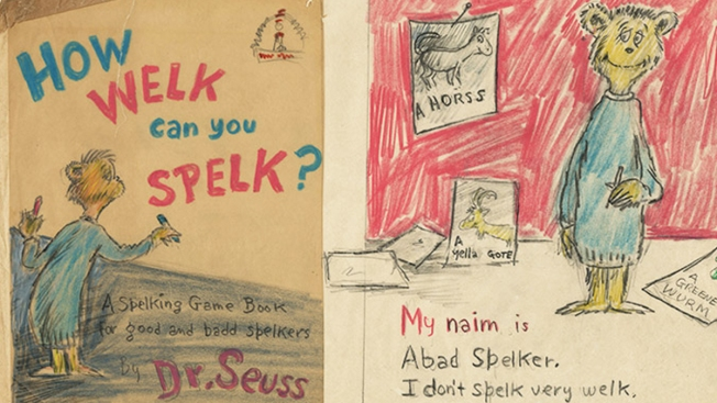Dr. Seuss Collection Expands at UC San Diego Library