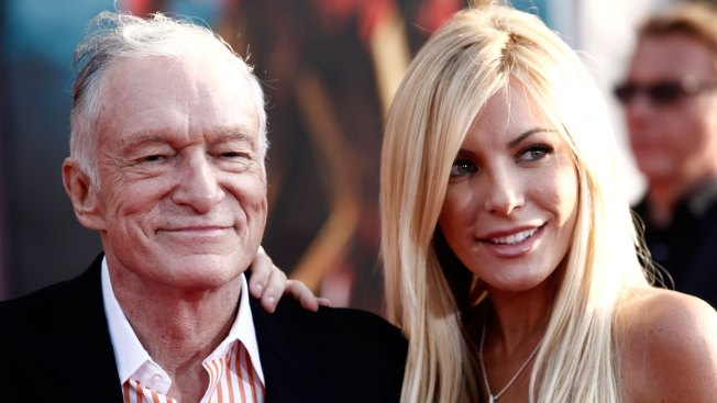 Hugh Hefner Celebrates His 90th Birthday