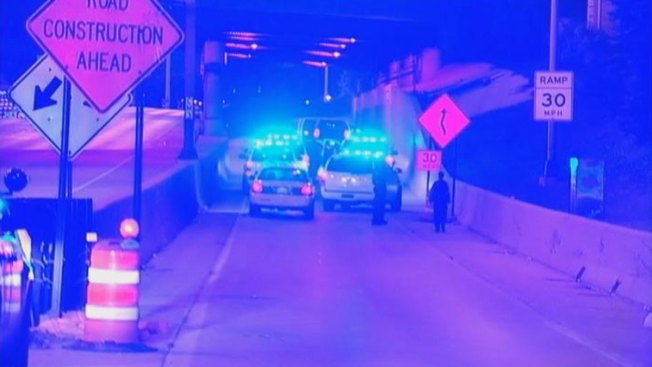 Shots Fired on Chicago Expressway