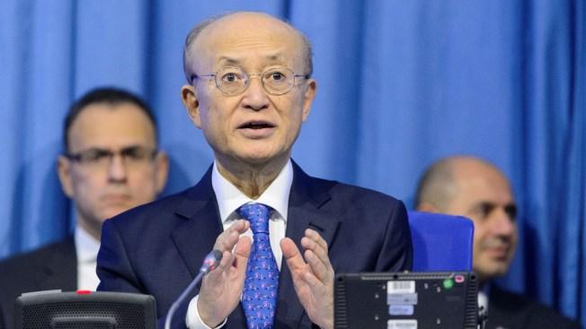 International Atomic Energy Agency Chief Yukiya Amano Who Oversaw Iran Treaty Dies at 72
