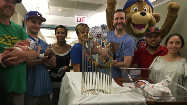 Chicago hospitals seeing baby boom nine months after Cubs World Series win