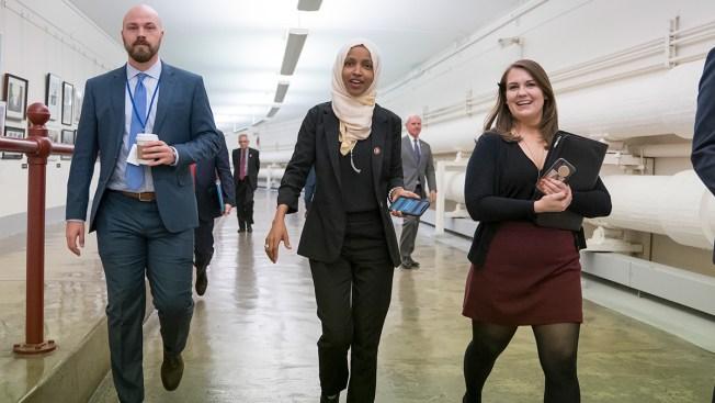 Omar Praises House Vote as Condemning 'Anti-Muslim Bigotry,' Other Bigotry