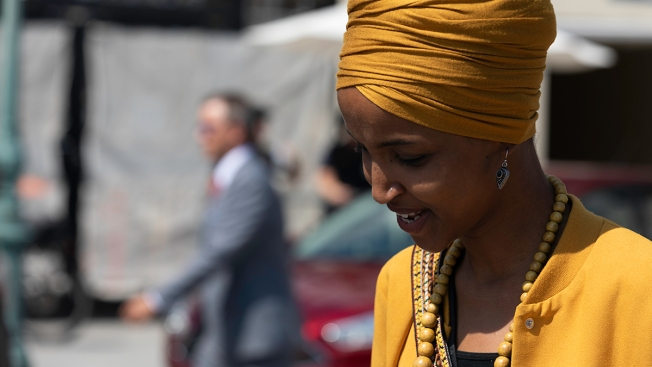 Omar Defends Comments After Criticism From 9/11 Mourner