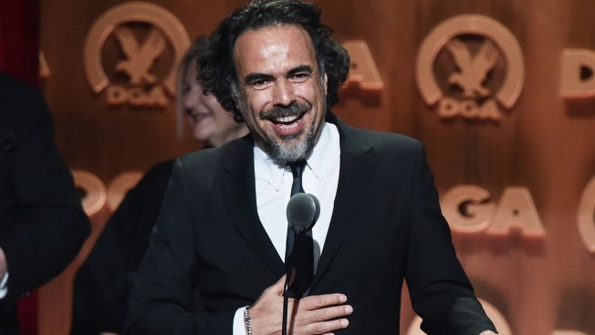 Mexican Director Wins Directors Guild Award for 'The Revenant'