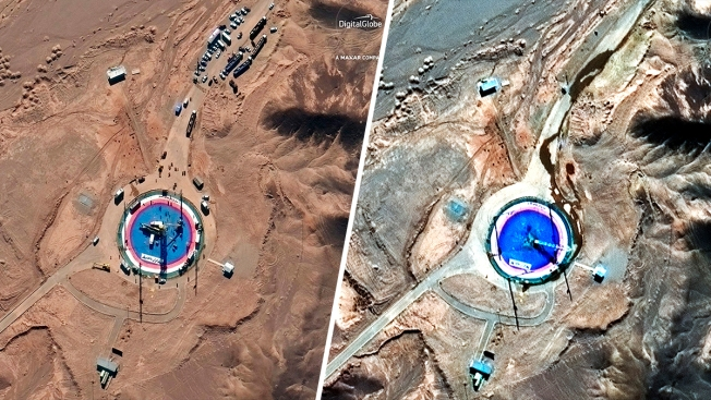 Images Suggest Iran Launched Satellite Despite US Criticism