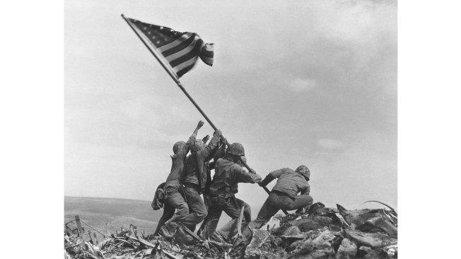 Marines: Identities of Iwo Jima flag raisers were mistaken