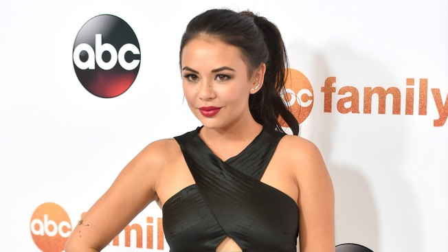 Pretty Little Liars Star Janel Parrish Is Engaged & Her Ring Is Blinding!
