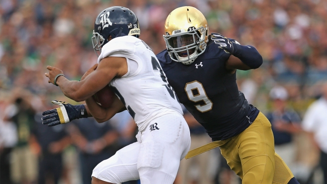 NFL Draft Prospect Jaylon Smith Gets Bad Injury News