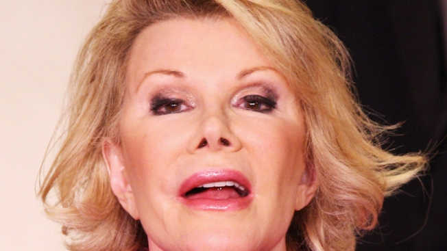 Joan Rivers Wins Grammy For Best Spoken Word Album For Diary Of A