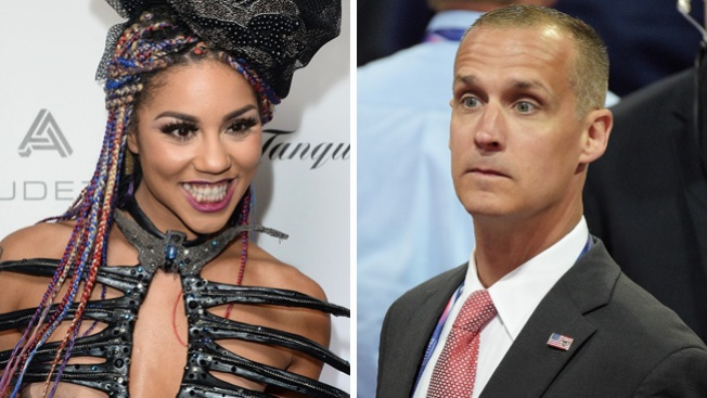 Singer Joy Villa Demands Apology From Corey Lewandowski
