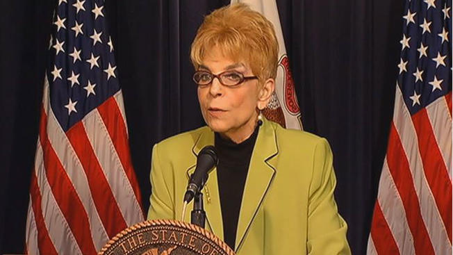 Rauner Chooses Topinka Replacement