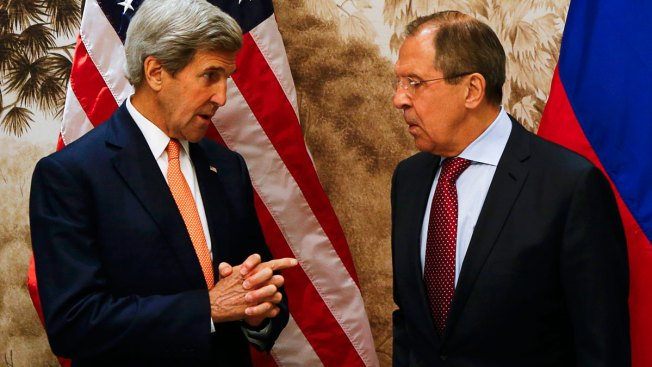 John Kerry: US, Russia 'Close' on Syria Agreement