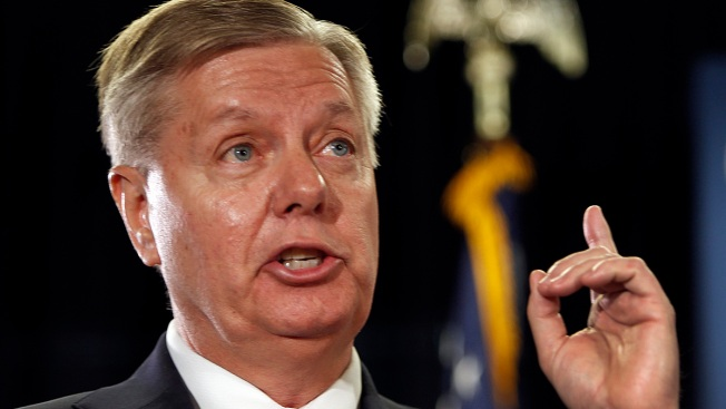 Lindsey Graham Backs Mark Kirk's Re-Election Bid