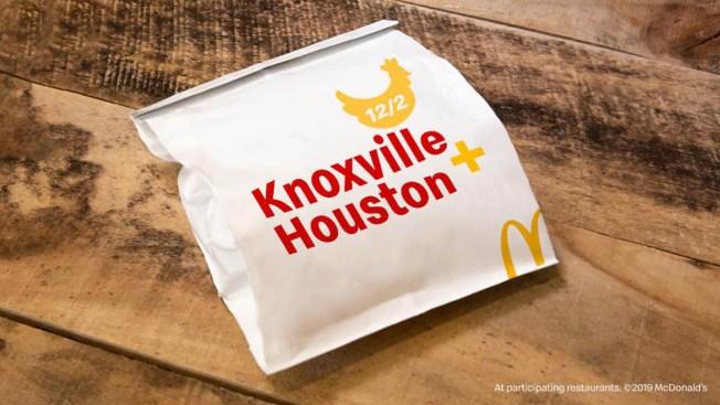 McDonald's Is Testing a Chicken Sandwich