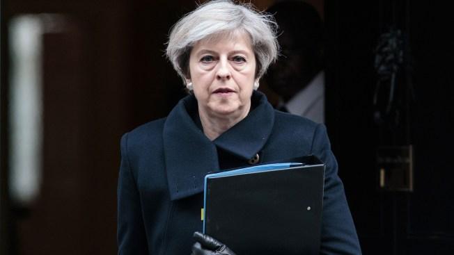 2 Men Will Appear in Court Over Terror Plot to Kill British Prime Minister