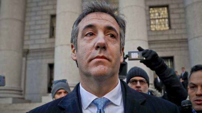 Cohen Lawyer Sends Letter to Congress Clarifying Pardon Talk