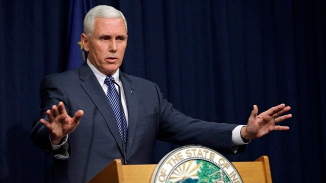 Indiana Gov. Pens Op-Ed in Wall Street Journal